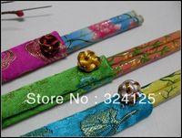 1set 10 Pairs 5 color of Wooden Sakura Chopsticks Ukiyoe Tableware Chopsticks Gift Free shipping