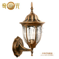 Outdoor lamp waterproof wall lamp the door wall lamp fashion garden light rustic balcony antique