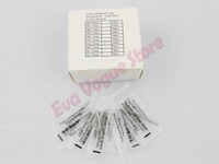100PCS STERILE Disposable Tri-beveled Medical Grade Body Piercing Needle 12G Supplies For Tool Kit Ear Nose Navel