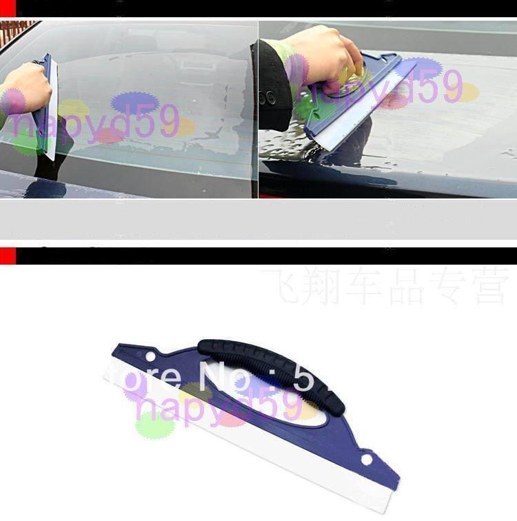 free ship Car scraper film sticker tool Car Foil Tool Deicing Shovel ice spatula snow shovel car wiper blade Car Cleaning Tools(China (Mainland))