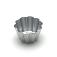 Three small flower cake mould pudding mold sn6291