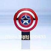 Special package mail Avengers U disk 512G waterproof U disk 256G the United States captain U disk 128G wholesale