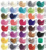 Wholesale 5pc/lot 2013 Fashions Women's Pashmina Acrylic Long Shawl womans scarves 40 Colors Free Shipping
