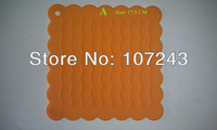 Free shipping + pot holder,pot mat,silicone cup pad, insulation coasters,high quality,10 pcs/pack