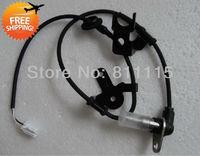 Free shipping ABS sensor GE7C4371YC for Mazda 626GF/GW, wheel speed sensor position sensors