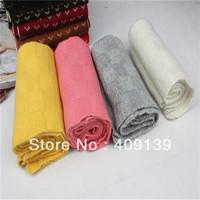 2013 New fashion knit shawls for women winter scarf female Diamond pashmina warm scarves for men free shipping