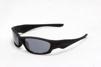 Wholesale Straight Jacket Sunglasses Matte Black Frame Grey Lens  cheap online !