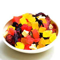 Organic Dried Flower Fruit Tea,Natural Flavor Tea,Assorted teas Drink for Beauty,Skin Care and Slimly,Free Shipping