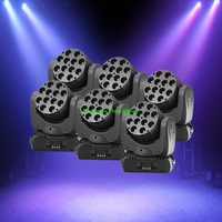 CREE Beam moving head 12*10W RGBW 4in1 color  4pcs/Lot Free ship by Fedex