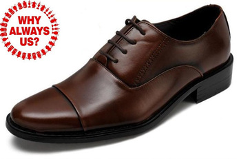 ALWAYS Free Shipping 2013 Mens Large Size Oxfords Shoes Genuine Leather Shoes Business Dress Shoes AL-771