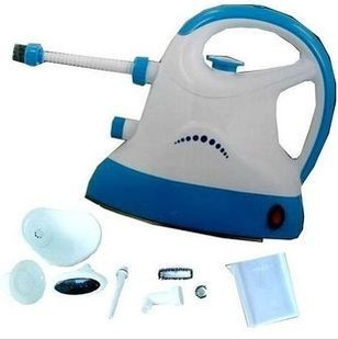 Photoret multifunctional electric steam iron steam cleaner flatheads beauty device