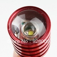 1156 1W Ultra Bright 1-LED White Light Red Shell Bulb for Car Lamps (2-Pack DV 12V)Free Shipping