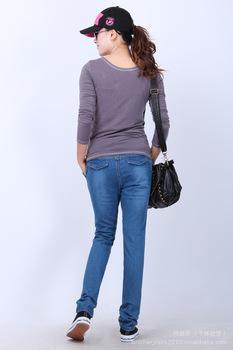 jeans [Paragraph] Order Zhongshan ho cowboy s harem s harem mainstream signs factory direct 5571