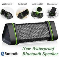 2013 Latest Portable Wireless Bluetooth Speaker A2DP 4W Stereo Outdoor Speaker Waterproof Dustproof Anti-scratch Shockproof