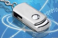 Free shipping send 4GB - 64GB Swivel USB Flash Drive