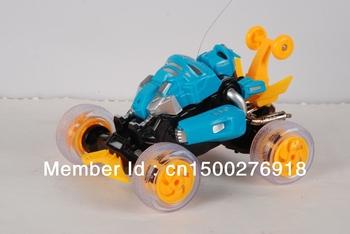 R/C ROBOTS ROLLING CAR,3 styles, 18pcs/carton, mix stowage
