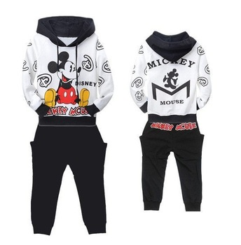 1 Set Retail!!Factory Outlet children clothes set Cartoon boys 2 pcs clothing set(hoodie+pants)autumn kids garment Free shipping