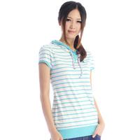 Summer phil women's cotton cap short-sleeve T-shirt