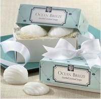 Freeshipping wholesale creative Gift small gift soap with box  female male wedding part present