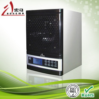 Portable ozone air purifier ionizer/HEPA air purifier 220v