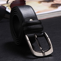Free Shipping Choihoo fashion classic genuine leather fashion male commercial genuine leather strap casual cowhide belt hy12