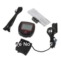 NEW Bike Cycling Computer LCD Odometer Speedometer Stopwatch SD-548B