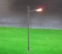 L043 Model Railway Lamppost Lamps Street Lights HO Scale 7.5cm 12V New