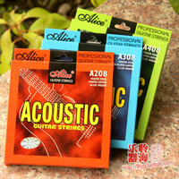 Free shipping  Alice A408 Acoustic Guitar Strings