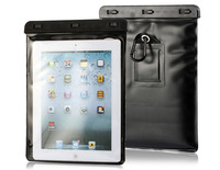 WP-280 Waterproof Bag with Buckle, Camera Hole & Belt for iPad2, iPad 4 & New iPad