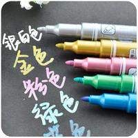 2014 real posca pens canetas stabilo free shipping hearts . stationery marker pen ambig metal eco-friendly fresh wedding oily