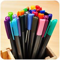 copic markers sketches drawing free shipping adorer monami single-head cartridge triangle pen fresh multicolour watercolor 24