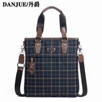 Fashion storage organizer high quality bags man bag blue designer handbags high quality 2013 commercial handbag messenger bag