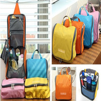 Multifunctional travel check waterproof travel wash bag general
