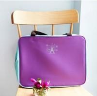 Superacids ndigo multifunctional travel bag storage bag handbag finishing bag