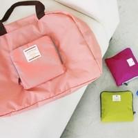 Iconic folding storage bag shopping bag shoulder bag handbag