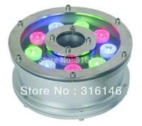 DHL free shipping IP68 9W LED underwater light,Pool/fountain/swimming pool/gradens light,waterproof underwater lighting,CE,RoHS