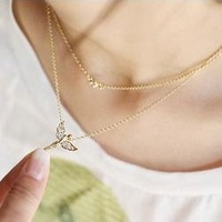 Fashion God Angel Necklace jewelry  !Free shipping!