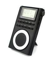 Freeshipping Degen DE19 FM Stereo MW SW Digital Tuning Full Band Radio A0910A