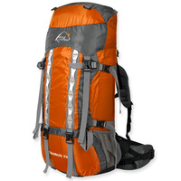 (Free Shipping) -Wholesale Windtour large capacity backpack 70l professional outdoor mountaineering bag hiking bag