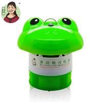hot sale original 220V Electrical Photocatalyst Lamp Mosquito Killer Bug Insect Moth Fly Catcher Trap 100% Brand New