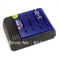 Soshine S1-V3 4 Channel 18650 16340 RCR123 Rapidly Intelligent Li-ion Battery Charger EU Plug