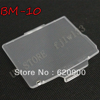 100% GUARANTEE 10 PCS  LCD Hood Cover Screen Protector BM-10 for Nikon Digital SLR Camera D90