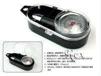 Free Shipping Auto Motor Car Tyre Tire Air Pressure Meter Gauge Dial Meter Vehicle Tester