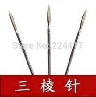 Large MITSUBISHI needle trigonous needle acupuncture needle acne  10 pieces health care