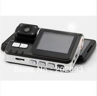 """In Stock!4 LED HD 720P 30FPS 2.0"""" TFT LCD G-Sensor Car DVR Camera Recorder IR Night Vision I1000 Car No Box Drop Shipping"""