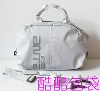 Grey women's handbag messenger bag handbag shell bag sports bag