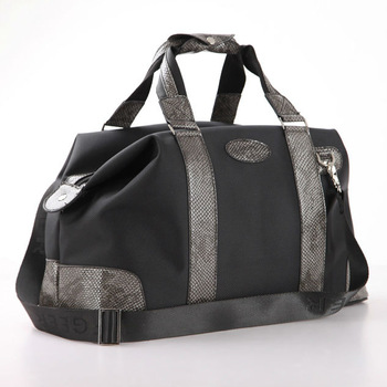 Mens fashion style casual Duffle Gym travel bags laggage business shoulder bag