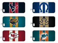 new NFL personality  style case cover for iphone 4 4s 4G 4th free shipping 10pcs/lot