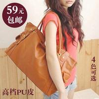 Trend 2013 bag portable one shoulder cross-body women's elegant bag brief fashion large capacity bag