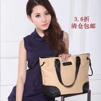 Women's cross-body handbag casual bag bucket female shopping bag